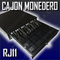 Cajón monedero para punto de venta Advanced (RJ11)