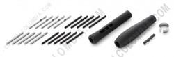 Ampliar foto de Kit de puntas de repuesto para tablas digitalizadoras Intuos 4 y 5 - Cintiq 21 - Cintiq 24HD (ACK40001)