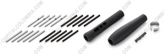 Tablas Digitalizadoras Wacom, Marca: Wacom - Kit de puntas de repuesto para tablas digitalizadoras Intuos 4 y 5 - Cintiq 21 - Cintiq 24HD (ACK40001)