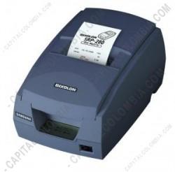 Ampliar foto de Impresora matricial Bixolon SRP-280 conexión USB