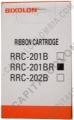 Cintas para impresoras POS, Tonner, CD, DVD y Otros, Marca: Bixolon - Cinta para Impresora Bixolon SRP-27x (4 unidades) - (GRC/RRC-201BR)
