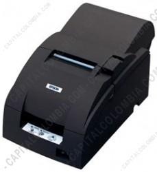 Ampliar foto de Impresora matricial Epson TM-U220A USB (rollo auditoría), Autocortador