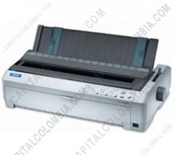 Ampliar foto de Impresora Epson FX-2190 (Carro ancho)