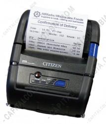 Ampliar foto de Impresora portátil Citizen CMP-30 (Bluetooth/USB/Serial)