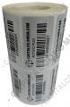 Impresión de etiquetas activos fijos y productos (metalizadas y en papel), Marca: CapitalColombia - Venta de 10.000 etiquetas impresas metalizadas para activos fijos con pegante de seguridad (Incluye etiquetas e impresión)