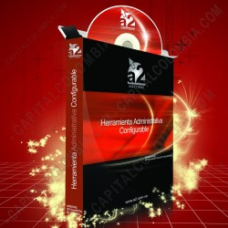 Ampliar foto de a2 Herramienta Administrativa Configurable (A2 HAC)