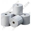 Ampliar foto de Rollos de papel térmico de 80mm X 60mts X 20 unidades