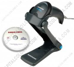 Ampliar foto de Combo Lector de Código de Barras Datalogic QuickScan Lite Imager QW2120 + Software BarrsaCarta