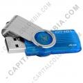 Ampliar foto de Memoria USB Kingston de 4GB (DT101G2)