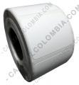 Ampliar foto de Rollo de etiquetas en papel térmico de 5.000 rótulos a una columna (3.2cms x 2.5cms)