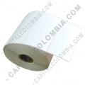 Ampliar foto de Rollo de etiquetas en papel térmico de 1000 etiquetas a una columna (10.2cms x 5.0cms)