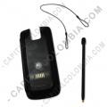 Ampliar foto de Cubierta / Tapa tamaño 2X para terminal portátil ES400 con lápiz y cordón
