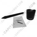 Tablas Digitalizadoras Wacom, Marca: Wacom - Lápiz para tabla digitalizadora Intuos 4, Intuos 5, Intuos Pro, Cintiq 13 HD, Cintiq 21, Cintiq 22, Cintiq 24HD, Cintiq Companion - Grip Pen (KP501E2)
