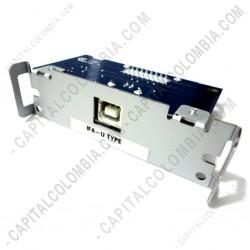 Ampliar foto de Puerto USB (MOD IFA-U) para impresoras Bixolon SRP-270 Y SRP-350
