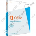 Licencia de Microsoft Office Home and business 2013, en caja con DVD de instalación 32bits y 64bits