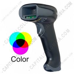 Ampliar foto de Lector de Códigos de Barras Honeywell Xenon 1900 2D USB Color (Imágenes a Color) (Sin base) - Especial para Cédulas Colombianas y Toma de Fotos a Color