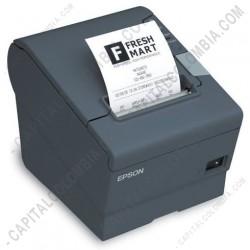Ampliar foto de Impresora térmica Epson TM-T88V (USB + Serial)