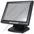 Computador para Punto de Venta Advanced AP15P-POS All In One - Dual Core (Doble Núcleo)