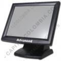 Ampliar foto de Computador para Punto de Venta Advanced AP15P-POS All In One - Dual Core (Doble Núcleo)