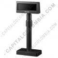 Ampliar foto de Visor de Precios para punto de venta 1100DG Bixolon Puerto USB (Pole Display)