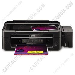 Ampliar foto de Impresora Epson WIFI Multifuncional Epson L355