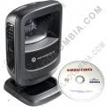 Ampliar foto de Combo Lector de Códigos de Barras Symbol DS9208 - 2D y 1D - Omnidireccional - Conexión USB y Software BarrasCarta
