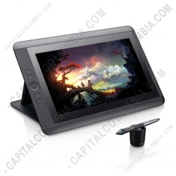 "Ampliar foto de Display Digitalizador Wacom Cintiq 13"" HD Pen - DTK1300"