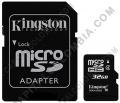 Memoria Kingston Micro SD 32GB Micro con Adaptador SD