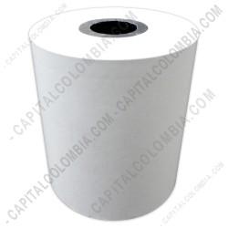 Ampliar foto de Rollo de papel térmico de 50.8mm x 16.8mts x 1 unidad para impresora MZ-220
