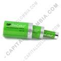 Baterías y cargadores, Marca: GP - Convertidor GP de pilas AA a pilas tipo C y pilas tipo D (2050 mAh) - Paquete de dos (2) unidades