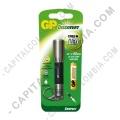 Llavero Linterna LED marca GP (incluye una pila AAA)