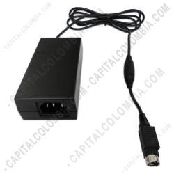 Ampliar foto de Adaptador de corriente para impresora Bixolon SRP350/SRP330 de punto de venta