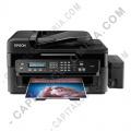 Impresora Epson WIFI Multifuncional Epson L555 (Impresora/Escaner/Copiadora/Fax)