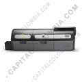 Impresora de Carnets de dos caras y Laminadora de dos caras Zebra ZXP serie 7 (USB Y Ethernet)