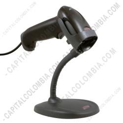 Ampliar foto de Lector de Código de Barras Honeywell Voyager 1250G USB con base