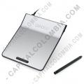 Bamboo PAD USB color plata con negro (CTH301K)