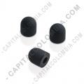 Puntas de repuesto Soft (Paquete de tres puntas 5mm) para lápiz Bamboo Stylus CS150K/CS140K Segunda Generación (ACK20609) (5mm)