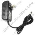 Ampliar foto de Adaptador de corriente salida 12 Voltios 2 Amperios