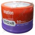 DVD +R imprimible x 50 unidades - Velocidad 16x - 4.7Gb