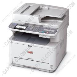 Ampliar foto de Impresora Multifuncional OKI (Copiadora/Fax/Impresora/Escaner) (MB451w)