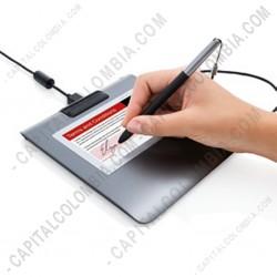 Ampliar foto de Tableta Wacom Capturador de Firmas (STU530) USB