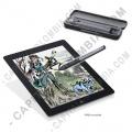 Tablas Digitalizadoras Wacom, Marca: Wacom - Lápiz Intuos Creative Stylus 2 para IPAD3 (o superior) sensible a la presión color negro con gris (Ref CS600PK)