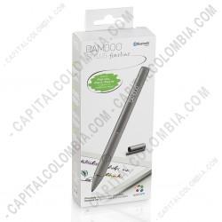Ampliar foto de Lápiz Bamboo Stylus Fineline para IPAD3 (o superior) sensible a la presión color negro con gris (Ref. CS600CK)