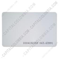 Ampliar foto de Tarjeta de Proximidad EM ID Card ISO (Thick/thin) 125Khz (1 Unidad)