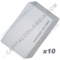 Tarjeta de Proximidad EM ID Card ISO (Thick/thin) 125Khz (10 Unidades)