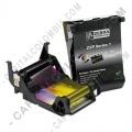 Cinta color (YMCKO) para Impresora Zebra para 100 impresiones (Ref. 800011-140)