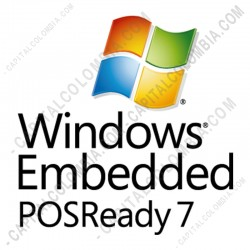 Ampliar foto de Licencia de Microsoft Windows Embedded PosReady 7 de 32 bits