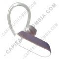 Ampliar foto de Auricular Bluetooth color blanco (manos libres)