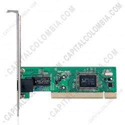 Ampliar foto de Tarjeta de Red PCI 10/100 Mbps (TF-3239DL)