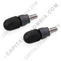 Puntas de repuesto de fibra de carbón (Paquete de DOS puntas) para lápiz Bamboo Stylus Duo CS170K y Bamboo Stylus Solo CS160K (ACK20610)